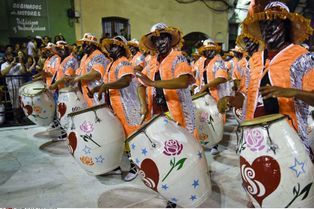 Le Carnaval de Rio de Janeiro fête son 450ème anniversaire