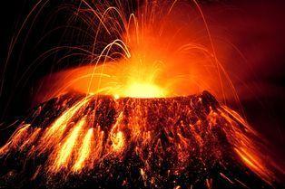 Les plus beaux volcans de la planète