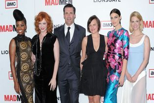 """Mad Men"": saison six et sexy"