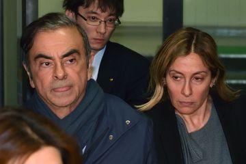 Avant le G7, Carole Ghosn se tourne vers Emmanuel Macron