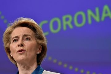 Coronavirus : la Commission européenne propose un plan exceptionnel de 750 milliards d'euros