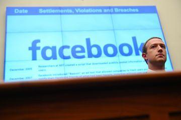 Mark Zuckerberg sous pression au Congrès