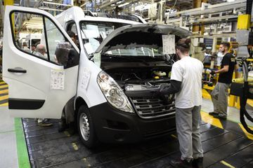 Renault va lancer ses premiers utilitaires à hydrogène