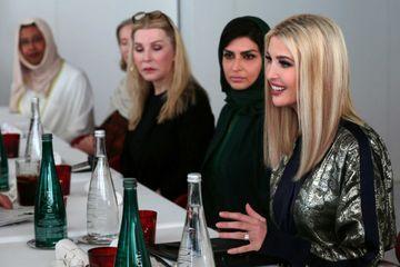 """À Dubaï, Ivanka Trump vante les """"réformes importantes"""" pour les droits des femmes"""