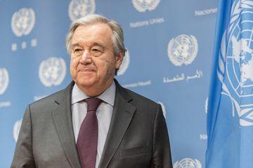 """Antonio Guterres : """"Contre le Covid-19, chaque pays a opté pour sa propre stratégie"""""""