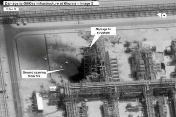 """Attaques contre l'Arabie saoudite : """"Les Etats-Unis sont dans le déni"""", affirme l'Iran"""