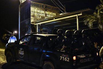 Au moins 18 morts dans une fusillade dans une prison au Honduras
