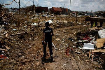 Bahamas: encore 2 500 personnes non localisées après l'ouragan