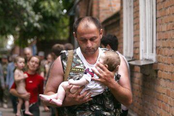 Dans les archives de Match - Il y a 15 ans, Beslan : le massacre des innocents