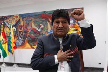 Bolivie : un mandat d'arrêt émis contre l'ex-président Evo Morales