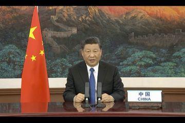 Chine: Xi Jinping promet un vaccin et des milliards contre le coronavirus