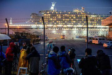 Coronavirus : 23 passagers du Diamond Princess ont quitté le paquebot sans examen médical