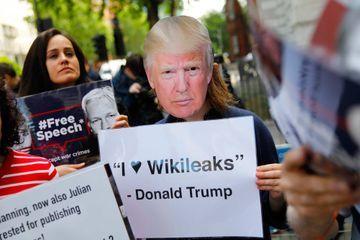 Donald Trump a-t-il promis de gracier Julian Assange s'il disculpait la Russie ?