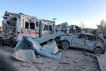 En Afghanistan, 10 morts dans un attentat à la voiture piégée dans le Sud
