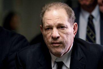 Harvey Weinstein diagnostiqué positif au coronavirus en prison