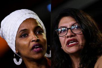 Israël : à la demande de Donald Trump, deux élues démocrates interdites d'entrer