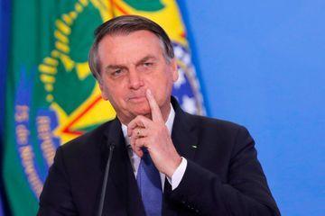 Jair Bolsonaro s'alimente à nouveau sans sonde naso-gastrique