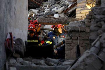 L'Albanie meurtrie par un séisme devastateur