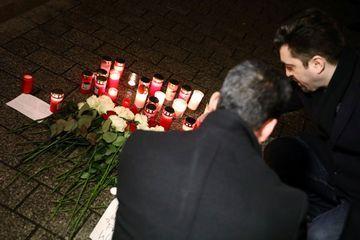 L'Allemagne pleure les victimes de l'attentat d'Hanau