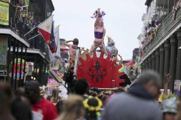 Le carnaval de la Nouvelle-Orléans, lieu de propagation du coronavirus ?