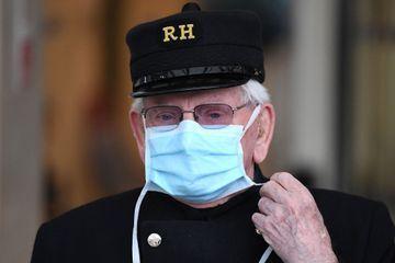 Le coronavirus a tué plus de 41 000 personnes au Royaume-Uni