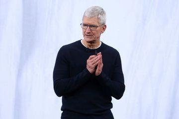 Le PDG d'Apple Tim Cook reçu à Pékin après une polémique sur Hong Kong