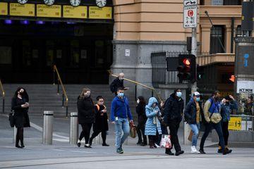 Melbourne en alerte : les commerces non essentiels ferment à cause du covid-19