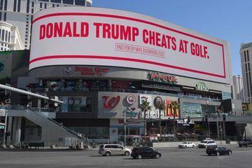 Michael Bloomberg trolle la venue de Donald Trump à Las Vegas