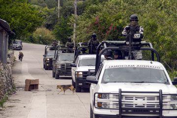 Neuf morts dans une fusillade entre gangs dans le sud du Mexique