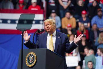 """""""On a assez de problèmes avec la Corée du Sud"""" : Donald Trump critique l'Oscar de """"Parasite"""""""