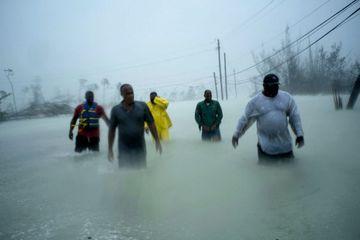 Ouragan Dorian : Bahamas, le paradis englouti