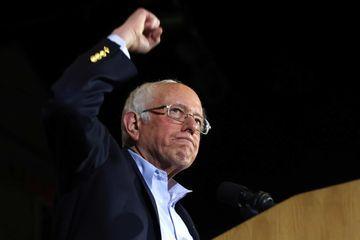 Primaire démocrate : Bernie Sanders s'impose dans le Nevada
