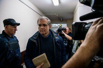 Prolongation de la détention d'un Américain accusé d'espionnage en Russie