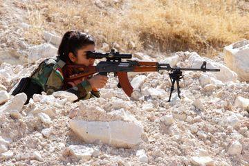 Quand des soldats kurdes se battaient aux côtés des alliés durant la Seconde guerre mondiale