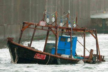 Russie : 161 pêcheurs nord-coréens ont été arrêtés en mer du Japon
