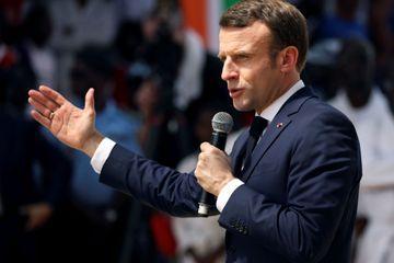 "Macron annonce 33 ""terroristes neutralisés"" au Mali samedi matin"
