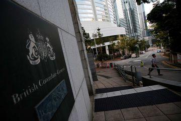Un employé du consulat britannique de Hong Kong arrêté en Chine