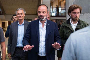 55% des Français souhaitent qu'Edouard Philippe reste Premier ministre