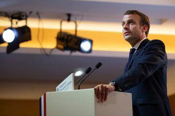 """Après l'attaque de Bayonne, """"la République fait bloc"""", affirme Emmanuel Macron"""