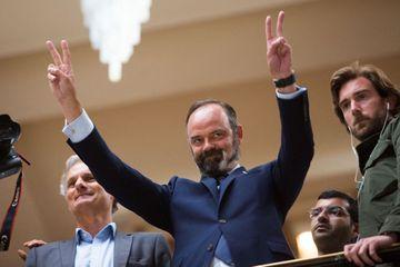 """""""Au Havre, les résultats sont nets"""", Edouard Philippe l'emporte avec 58,83% des voix"""