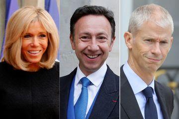 Brigitte Macron, Stéphane Bern et Franck Riester lancent la saison 3 de la mission Bern