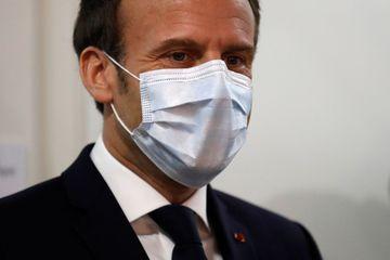 Coronavirus : Emmanuel Macron en Seine Saint-Denis auprès des soignants