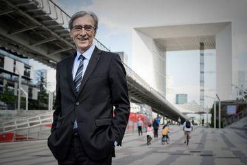 Georges Siffredi, 63 ans, succède à Patrick Devedjian à la tête des Hauts-de-Seine