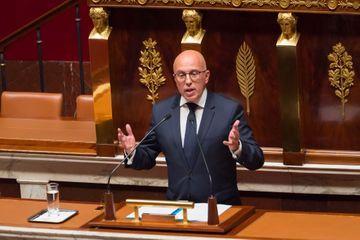 """Hydre islamiste"" : Eric Ciotti applaudit les ""mots justes"" d'Emmanuel Macron"