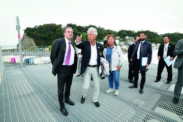 JO 2024 : Tokyo inspire Marseille
