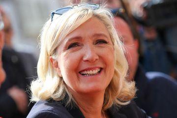 """Marine Le Pen : """"Bien sûr que je veux être présidente de la République"""""""
