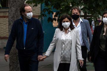 """Municipales : Anne Hidalgo remporte son """"Paris"""""""