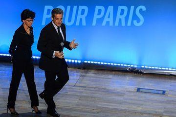 Choyée par Nicolas Sarkozy, Rachida Dati requinque la droite