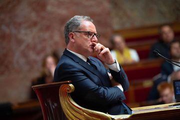 """Second tour des Municipales en juin : """"Pas raisonnable"""" pour Richard Ferrand"""