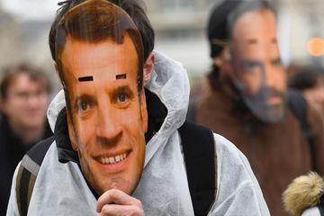 Sondage Ifop : La cote de Macron et Philippe résiste à la grève